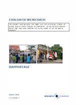 Evaluatie wijkcoach ( organisatieonderzoek)